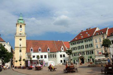 Bratislava Innestadt