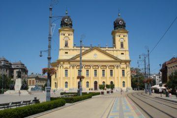 Medizinische Universität Debrecen, Ungarn