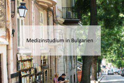 Medizinstudium in Blugarien