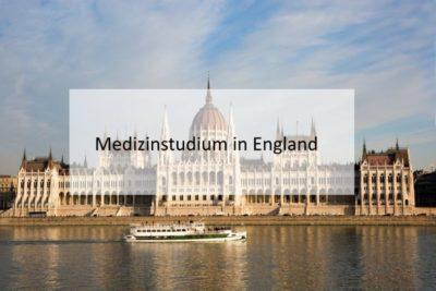 Medizinstudium in Großbritannien