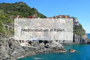 Medizinstudium in Italien