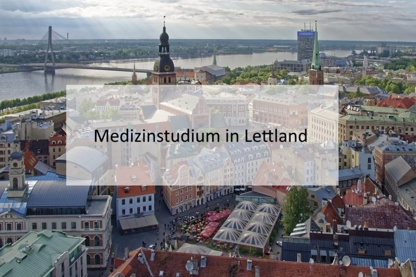 Medizinstudium in Lettland
