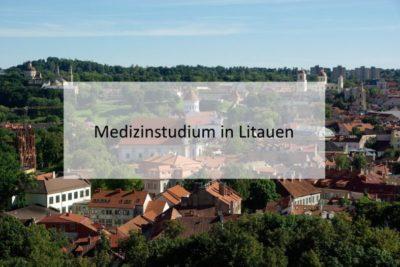 Medizinstudium in Litauen