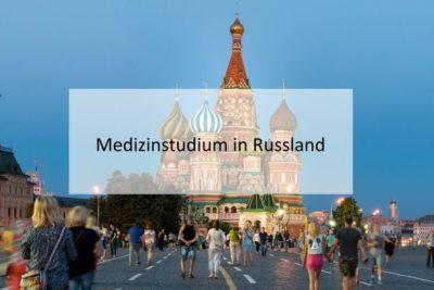 Medizinstudium in Russland