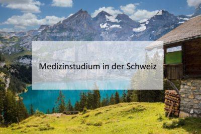 Medizinstudium in der Schweiz