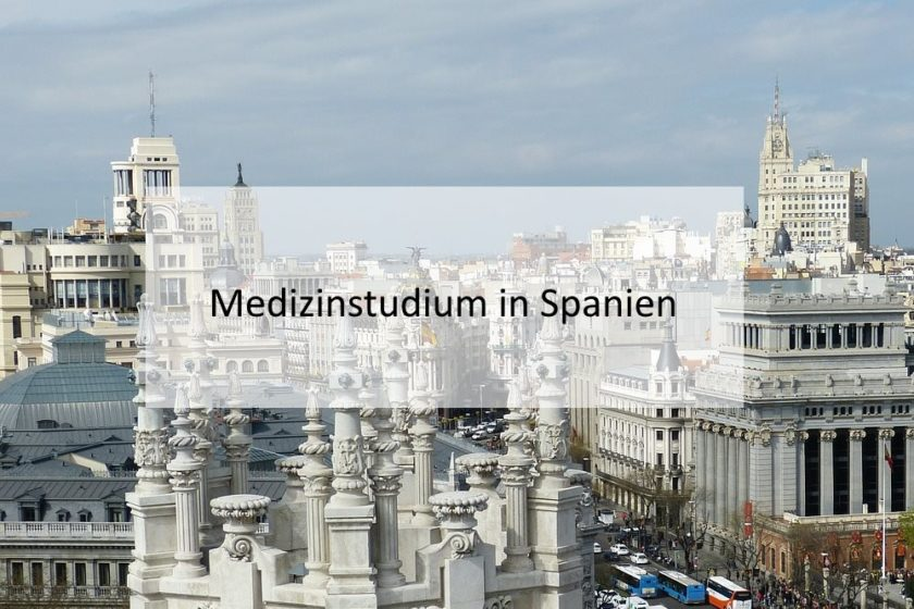 Medizinstudium in Spanien