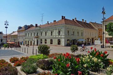 Universität Pécs, Ungarn