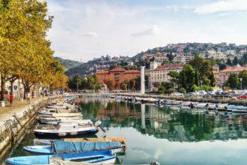 Universität Rijeka, Kroatien