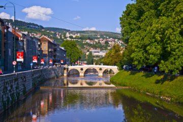 Universität Sarajevo, Bosnien und Herzegowina