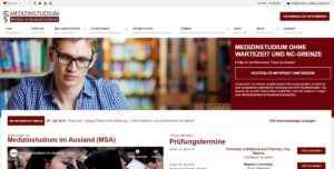 MSA Medizin-Studium-Ausland.de