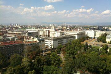 Universität Sofia, Bulgarien