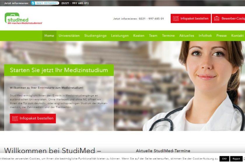 StudiMed Screenshot