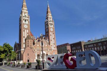 Universität Szeged, Ungarn