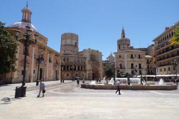 Universität Valencia, Spanien