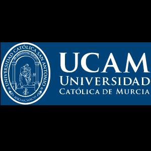 UNIVERSIDAD CATÓLICA SAN ANTONIO DE MURCIA Logo
