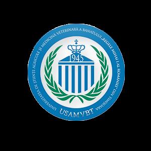 Veterinärmedizinische Fakultät Timisoara, Rumänien Logo