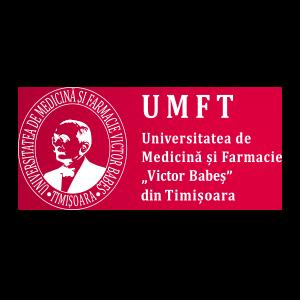 Medizinische und Pharmazeutische Universität Victor Babeș Logo