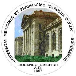 Medizinische und Pharmazeutische Universität Carol Davila Logo